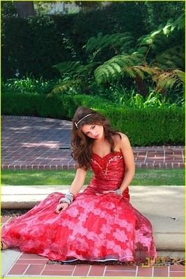 Seventeen Prom Shoot- Danielle Campbell