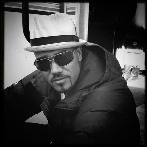 Shemar Moore wallpaper with sunglasses and a fedora called Shemar