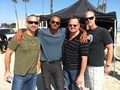 Shemar with friends - shemar-moore photo