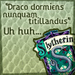Slytherin - hogwarts icon