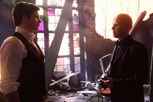 Smallville Season Finale Promotional foto's