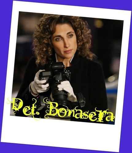 Stella Bonasera fan art