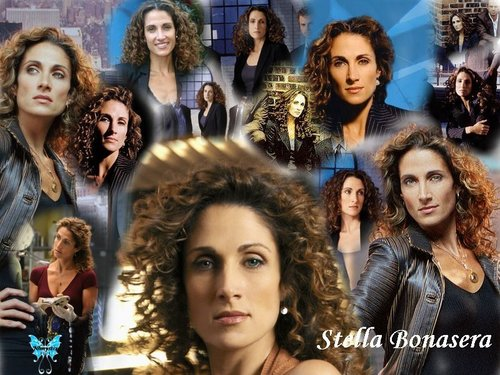 Stella bonasera پرستار art