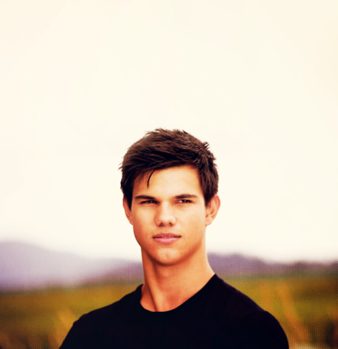 Taylor Lautner wallpaper probably with a jersey and a portrait called TAYLOR