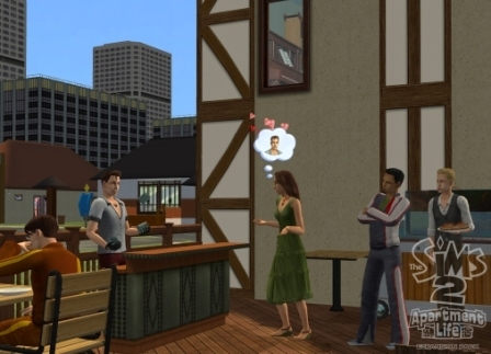 The Sims 2 Apartment Life Images TS3 Apartment Life Wallpaper And  Background Photos