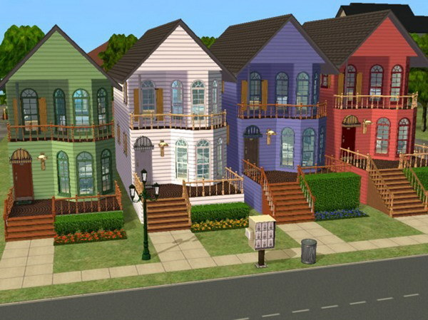 Ts3 Apartment Life The Sims 2