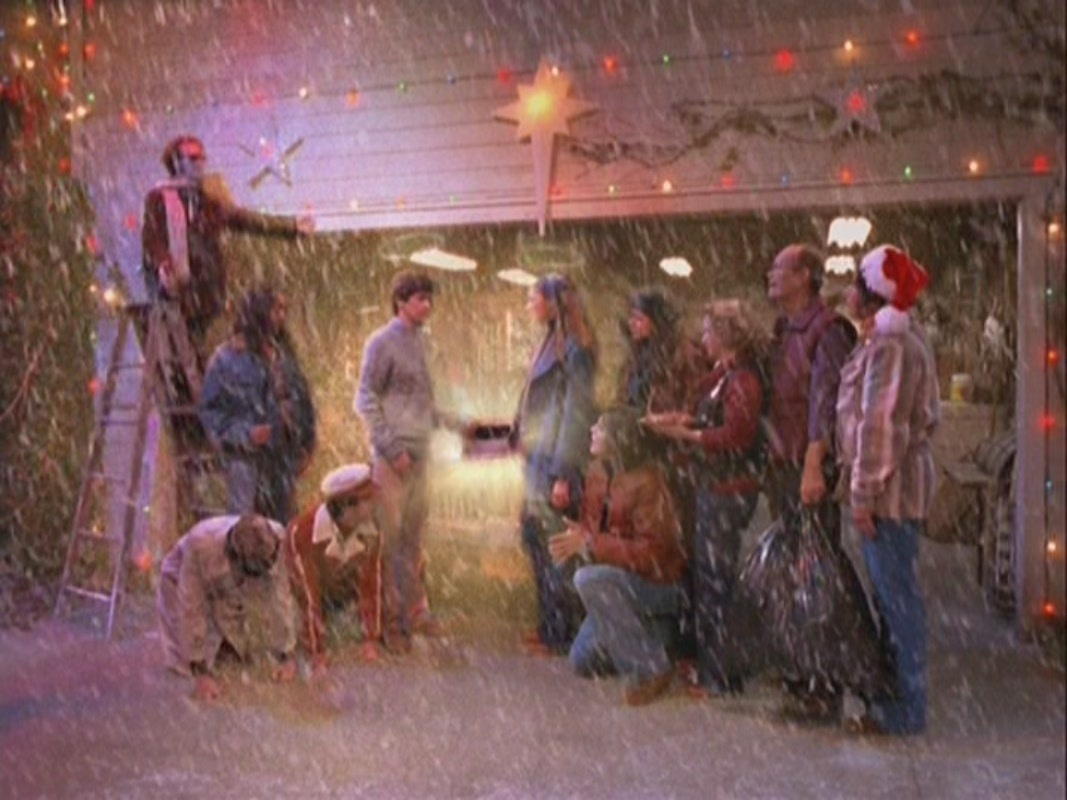 that 70s show images that 70s show an eric forman christmas 412 hd wallpaper and background photos - That 70s Show Christmas Episodes