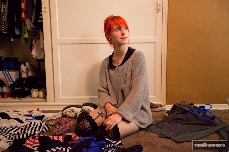 The Hundreds- Hayley Williams