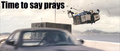 Time to say prays - fast-and-furious fan art