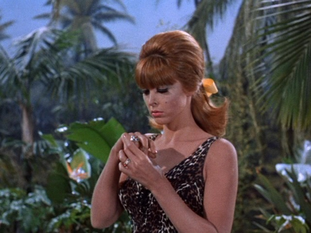 Gilligan S Island Tina Louise As Ginger Grant