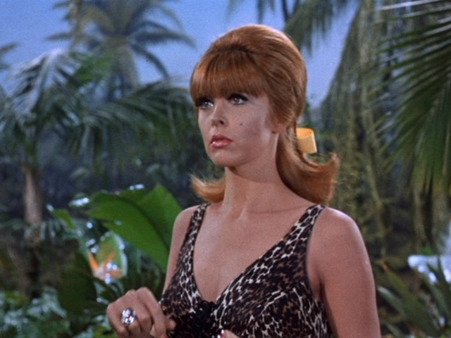 gilligans island ginger. Tina Louise as Ginger Grant