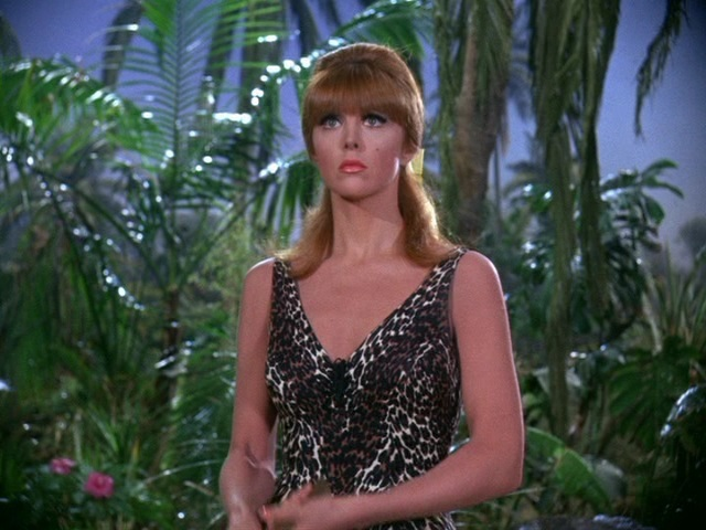 Gilligan S Island Tina Louise As Ginger Grant