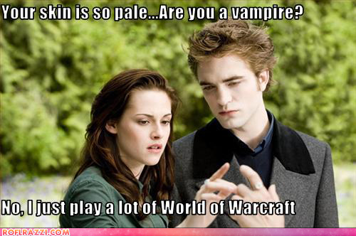 Twilight Funnies
