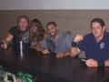 Wade Barrett,David Otunga,Alicia Fox,and Heath Slater