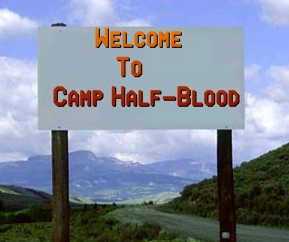 Welcome to Camp Half Blood