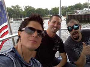 Ghost Adventures wallpaper entitled Zak,Nick,and Aaron