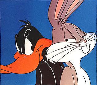 bugs vs. daffy