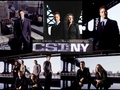 csi ny cast fan art - csi-ny fan art