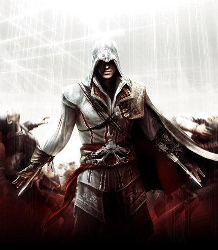 Ezio Assassins Creed Brotherhood Fan Art 21450160 Fanpop