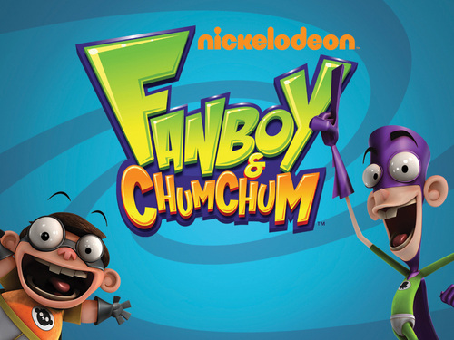 Fanboy ''N'' Chum Chum hình nền with anime entitled fanboy and chum chum
