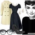 Audrey Hepburn Fashion Icon
