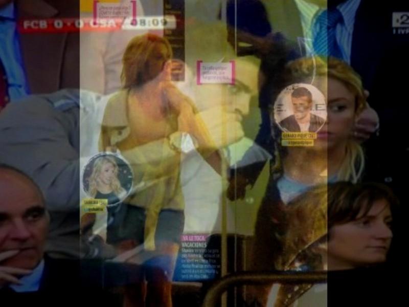 gerard pique shakira. love shakira pique - Shakira and Gerard Piqué Wallpaper (21478397) - Fanpop