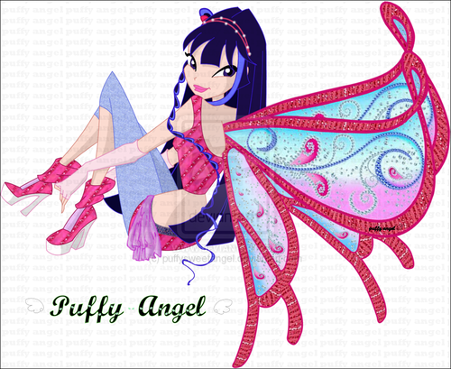 Musa from WINX wallpaper called musa believix