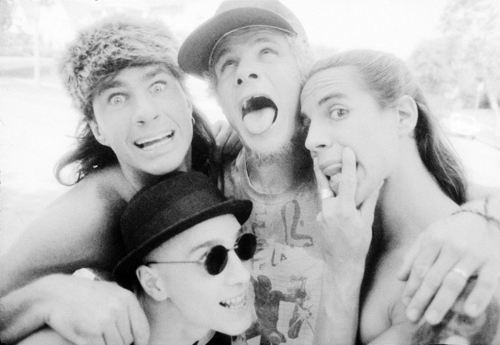 Red Hot Chili Peppers wallpaper probably containing a sign and a portrait entitled rhcp