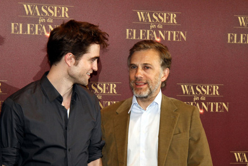 robert in berlin premiere