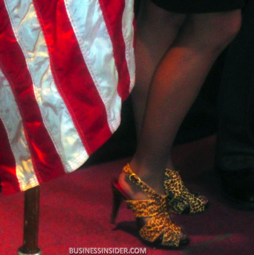 Sarah Palin Stocking 15