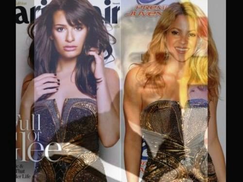 Шакира pique art 3