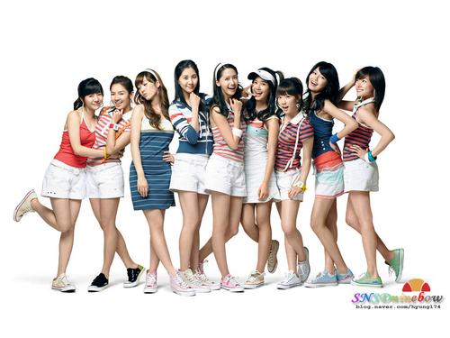 Snsd members