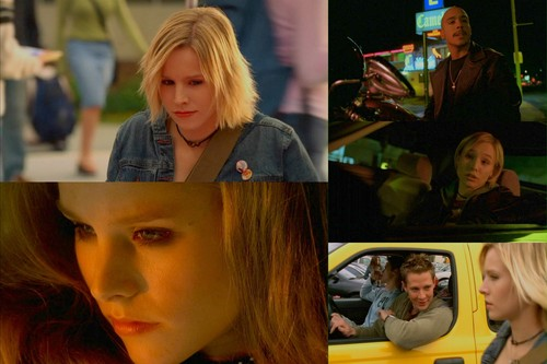 Veronica Mars wallpaper probably containing a portrait titled veronica mars
