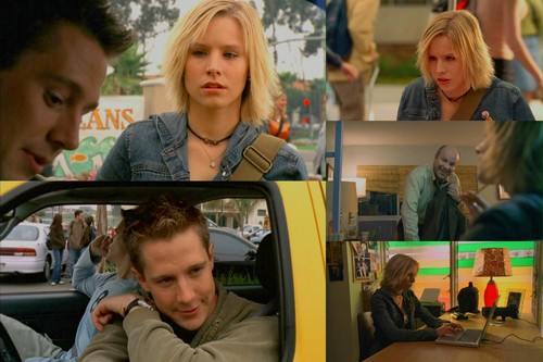 Veronica Mars achtergrond titled veronica mars