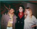 ~*RARE Pic Of MJ During The 1987 Bad Pepsi Commercial*~ - michael-jackson photo