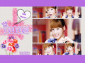 ♥Taeyeon Gee (Japanese ver)♥ - kpop-girl-power wallpaper
