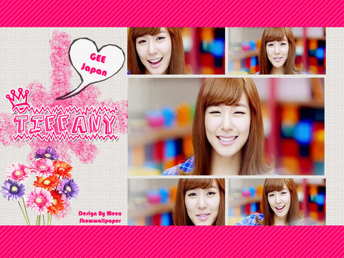 ♥Tiffany Gee (Japanese ver)♥