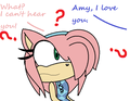 .:What Did You Say?:. - amy-rose fan art