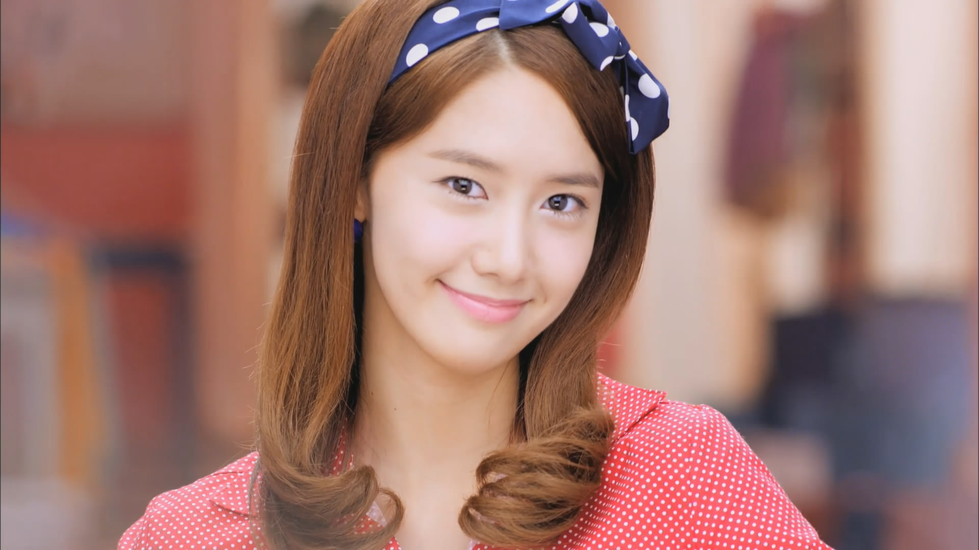 Yoona Gee Japanese Ver Kpop Girl Power Wallpaper