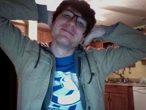 Adam In Glasses