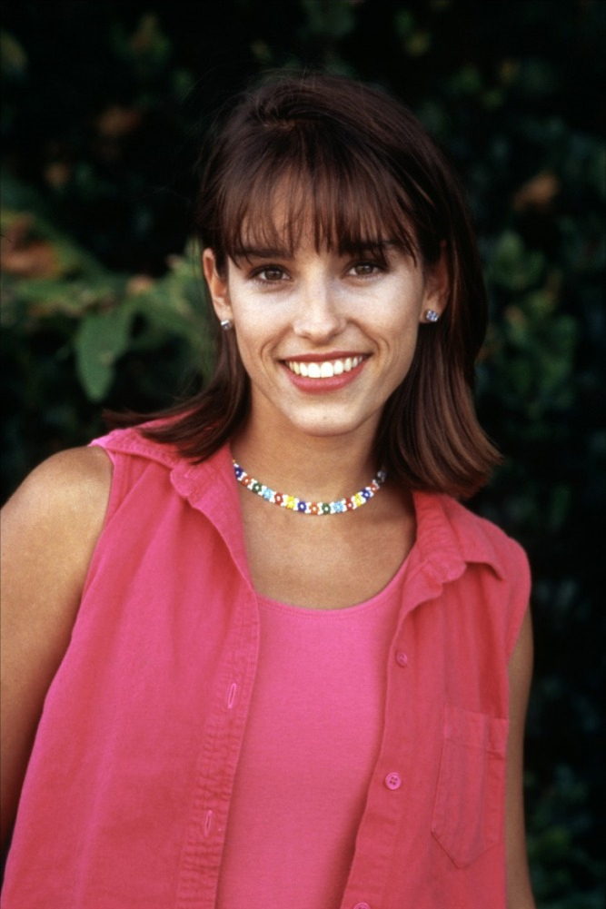 Amy Jo Johnson images Amy Jo Johnson Kimberly HD wallpaper ...