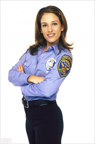 Amy Jo Johnson 壁纸 called Amy Jo Johnson Stacy Reynolds