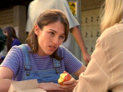 Amy Jo Johnson Susan McConnell