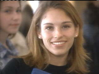 Amy Jo Johnson پیپر وال with a portrait titled Amy Jo Johnson Susie Q