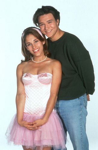 Amy Jo Johnson wallpaper called Amy Jo Joshnson Susie Q