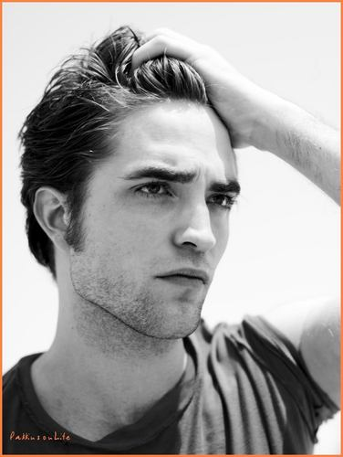 Robert Pattinson wallpaper possibly containing a portrait titled Another Man Photoshoot <33