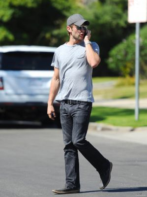 April 28th - Chace out on Kings Road in LA