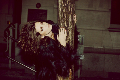 """Ashley Greene: 48 New Outtakes from """"French Revue de Modes"""" Photoshoot"""