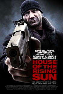 BATISTA - HOUSE OF THE RISING SUN TEASER POSTER