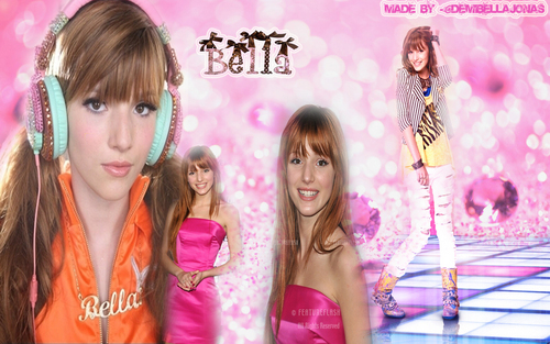 Bella thorne background